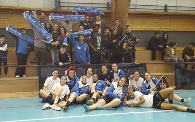 ¡Enorme victoria de las 1ª Autonómica del Baloncesto Alcalá!