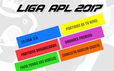¡Ya llega la III Edición de la Liga APL!