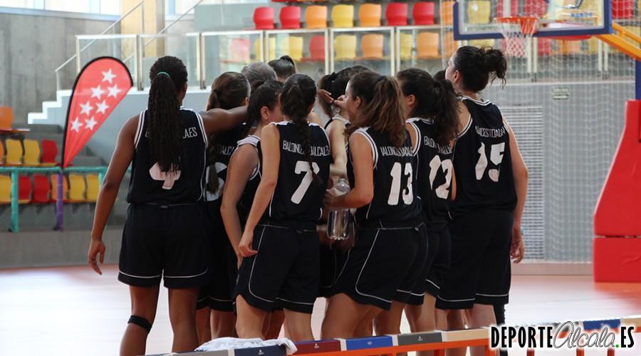Las 1ª Autonómica de Baloncesto Alcalá ganan y se mantienen en la lucha