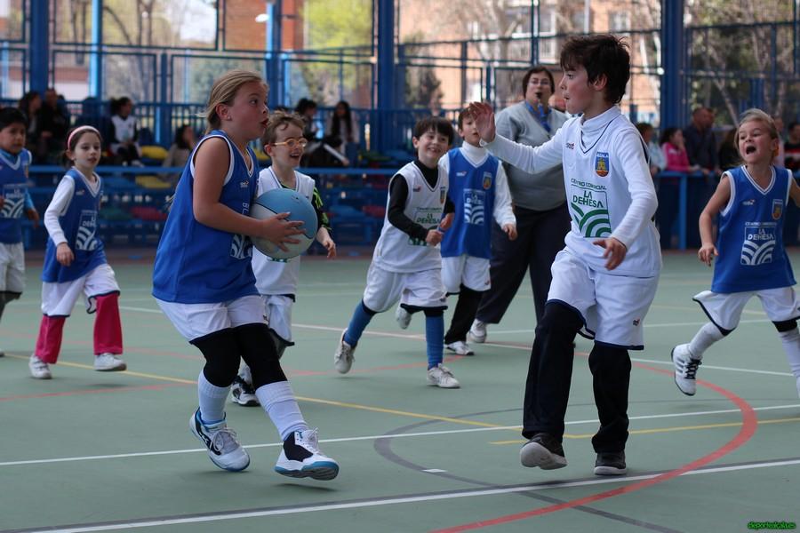 ¡Comienza la IV Edición Liga Interna Baloncesto Alcalá!