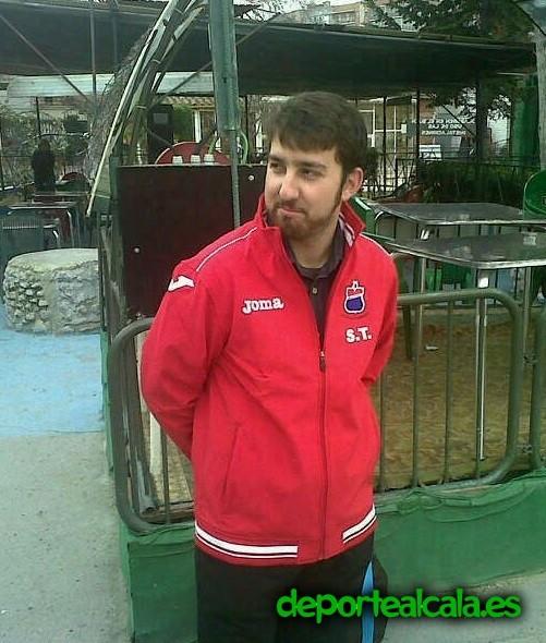 Trapi, Vicepresidente y Director Deportivo del AD Naya, nos cuenta todo sobre el XXVI Memorial Emilio López López
