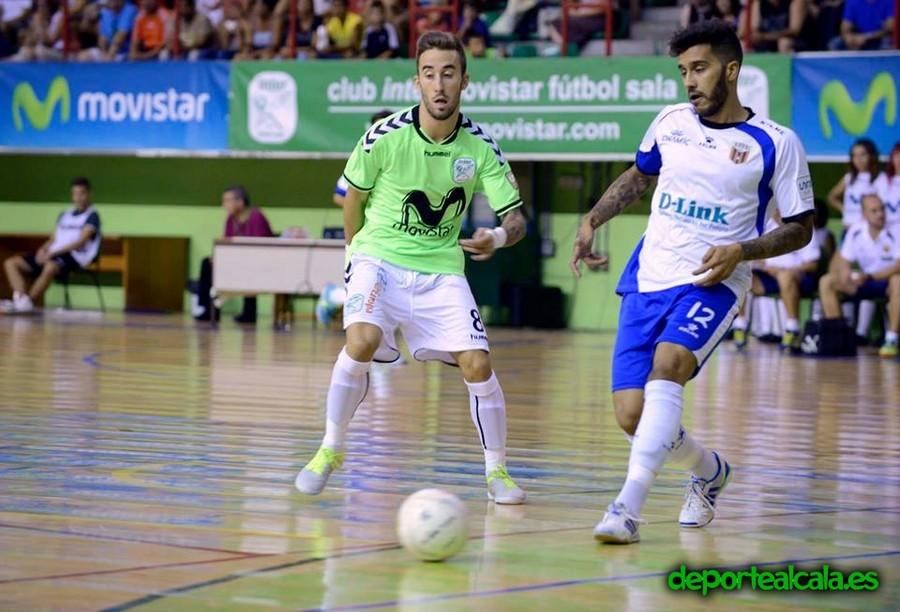 Inter Movistar 3-4 D-Link Zaragoza: Primer aviso