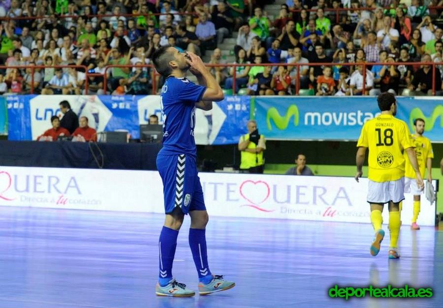 Inter Movistar 6-4 Peñíscola FS Bodegas Dunviro: Rafael salva a Inter del abismo