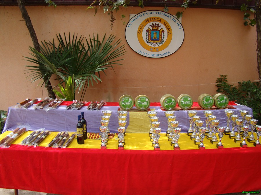 Éxito rotundo del Torneo Petanca «Virgen del Val»