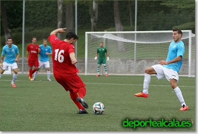 Primera derrota del RSD Alcalá en liga