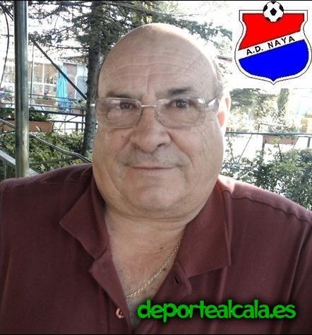 AD Naya rinde homenaje a Isidro Cediel