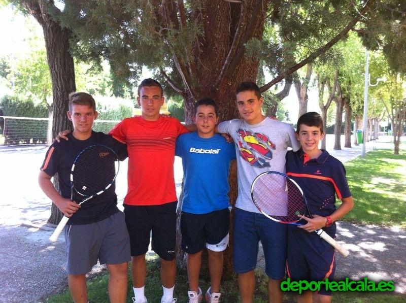 Escuela de Tenis Alcalá: una cantera brillante