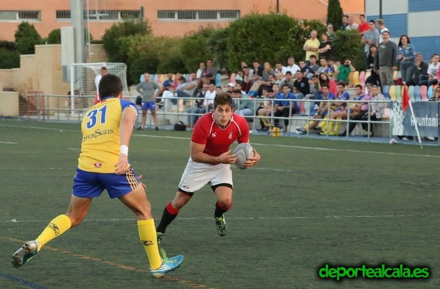 El Rugby Alcalá se sitúa colíder tras empatar contra CRC Pozuelo