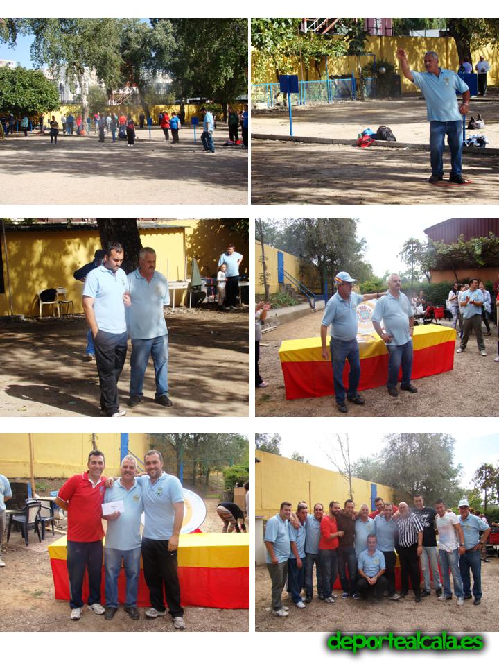 Emotivo y exitoso torneo homenaje al presidente Teodoro Naranjo