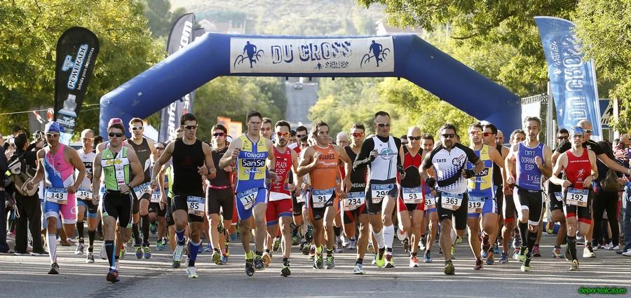 La última prueba de las Du Cross Series se celebrará en Alcalá de Henares