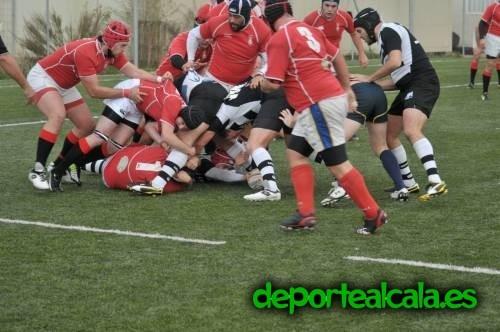 El Rugby Alcalá se convierte en campeón de invierno