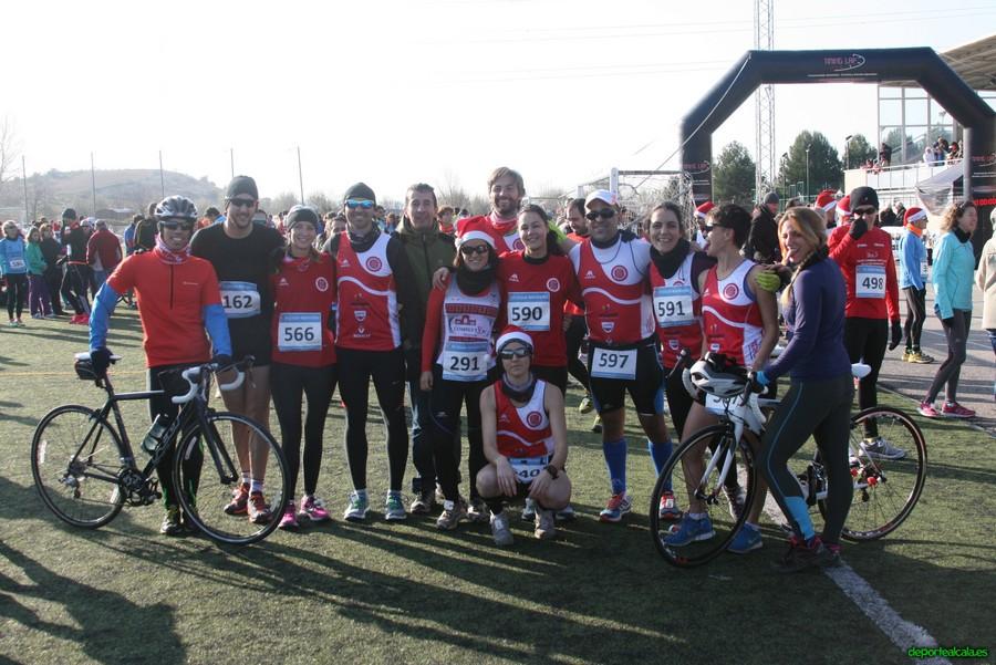 El Complutum Triatlón cierra la temporada en Camarma de Esteruelas