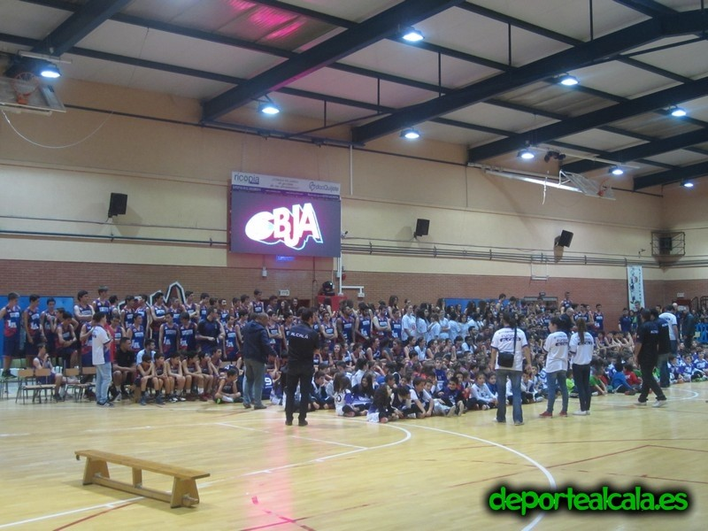 Antonio Rubio, presidente del CBJA: «Estamos estudiando hacer un torneo de mini y canasta grande a nivel nacional»