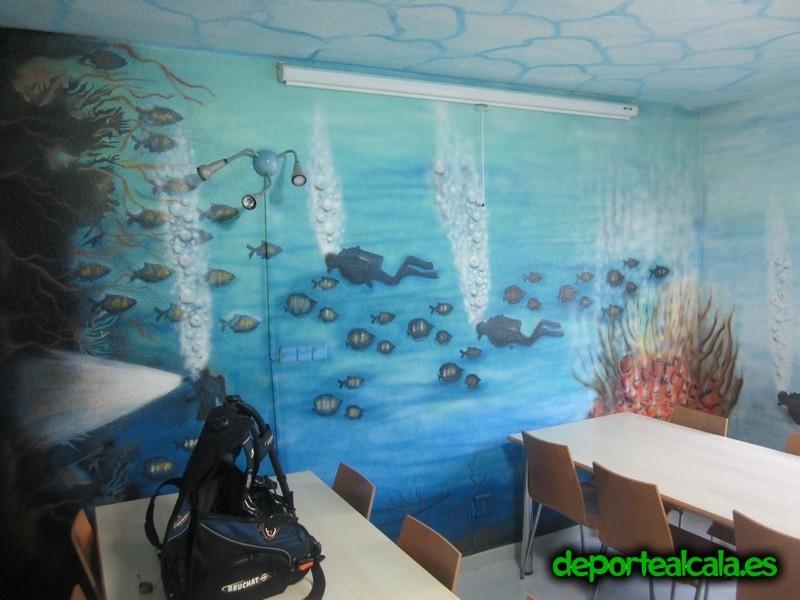 Disfruta del mundo submarino en la nueva sede de Buceo Alcalá