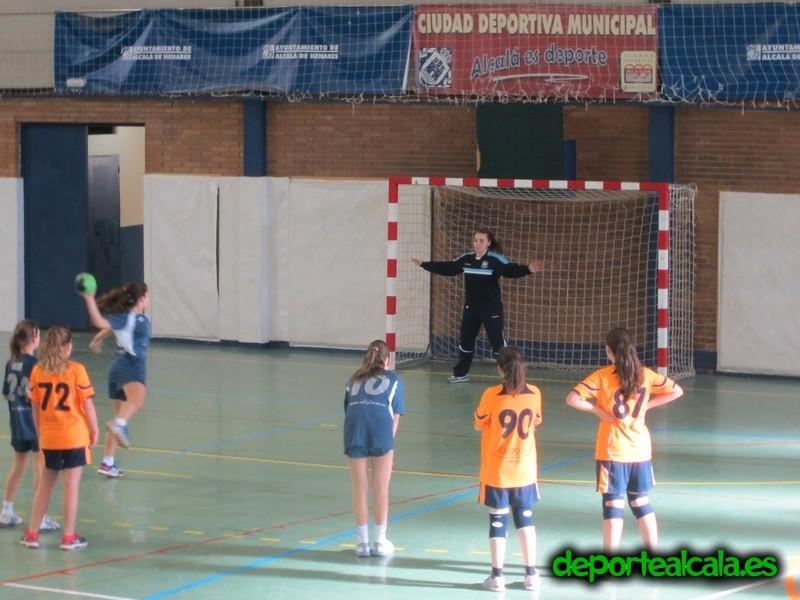 Las infantiles del CD Iplacea arrollan al CB Leganés Promesas por 33-7