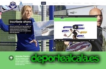 Ya llega la Alcalá Padel League