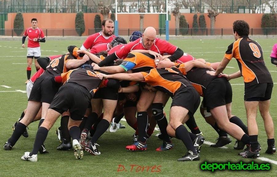 El Rugby Alcalá arranca el año con derrota