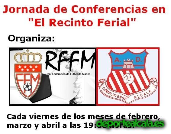 La AD Complutense y la FFM organizará conferencias técnicas hasta abril
