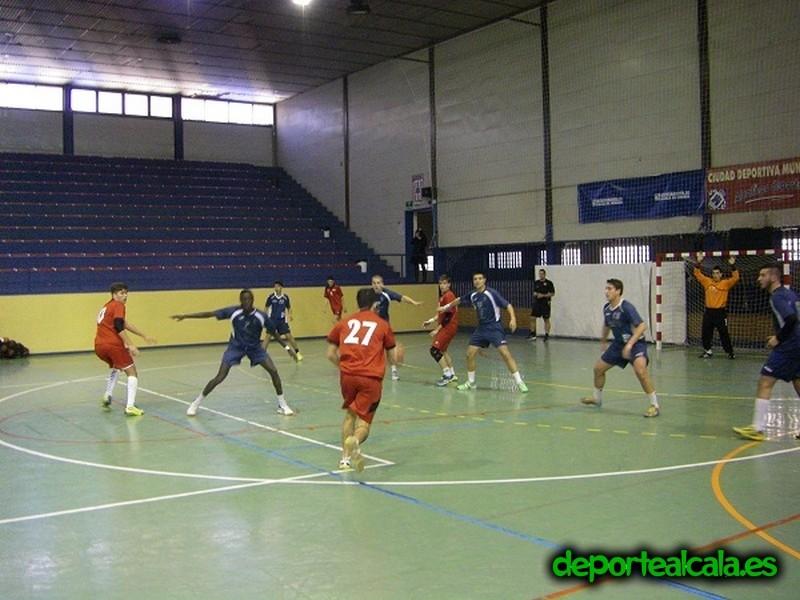Los juveniles del CD Iplacea bajan los brazos ante el CB Villaverde