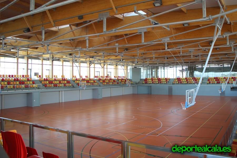 El pabellón de Espartales ya tiene su primer gran evento, V Torneo Ciudad de Alcalá