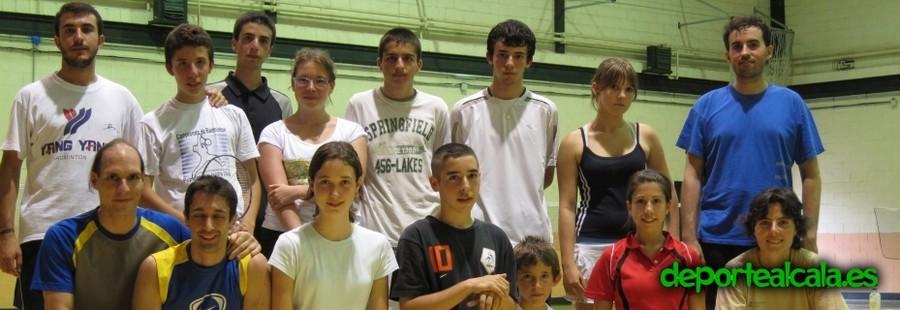 Inscríbete en el Torneo de Primavera del Bádminton Alcalá