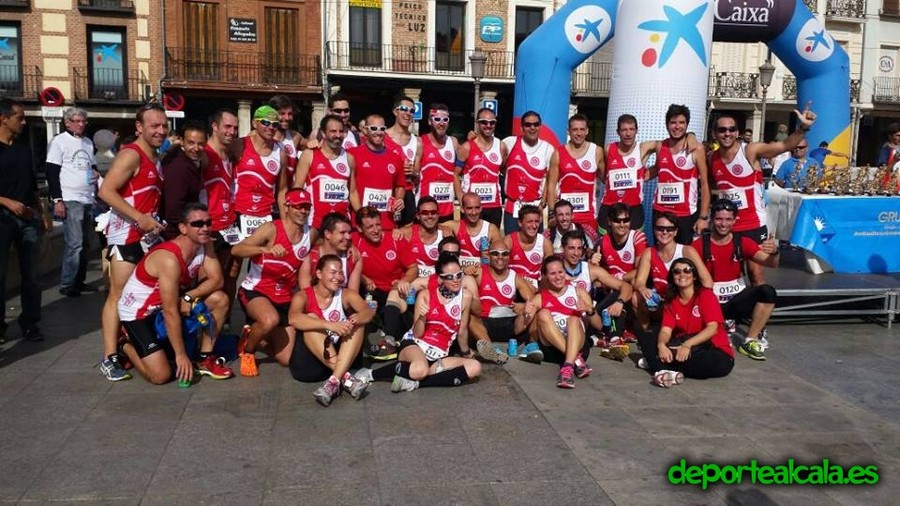 La Marea Roja tomará las calles de Alcalá el próximo Domingo