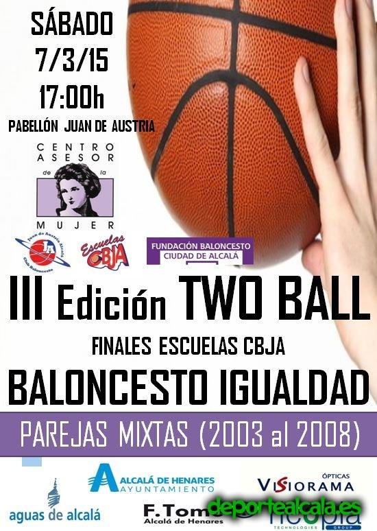 FUNBAL organiza el III Two Ball por la Igualdad
