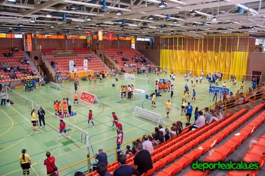 El CV Alcalá anuncia sus preseleccionados para el Campeonato de MiniVoley