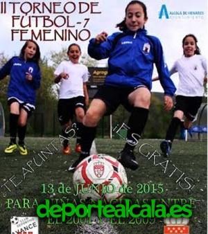 El CD Avance prepara el II Torneo Fútbol-7 Femenino