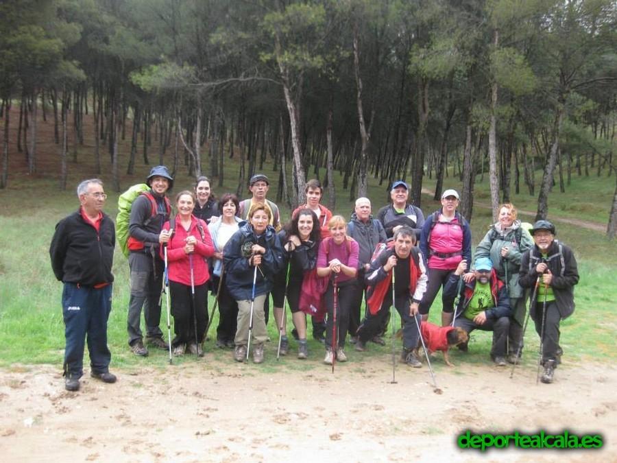 Tres rutas para el puente de Mayo de la mano de Senderismo Alcalá de Henares