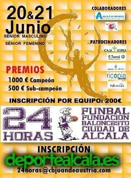 Inscríbete en la II Edición 24 Horas Ciudad de Alcalá