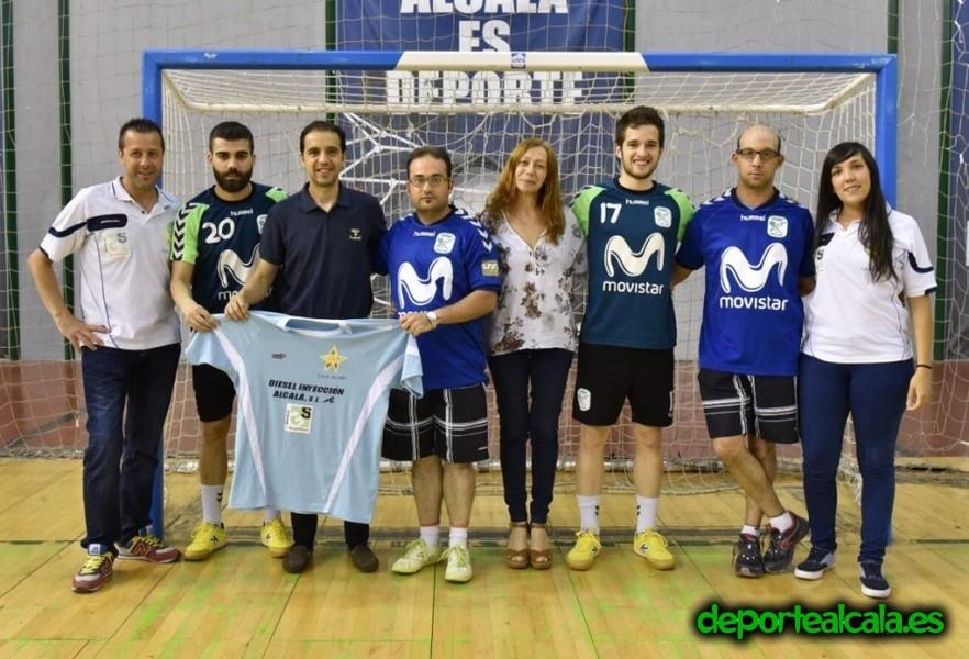 Inter Movistar y la asociación ACADI sellan un acuerdo de colaboración para desarrollar 'Futsal Inclusivo'