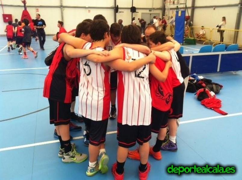 El Pre-infantil 2002 del Juventud Alcalá busca a los mejores para su equipo