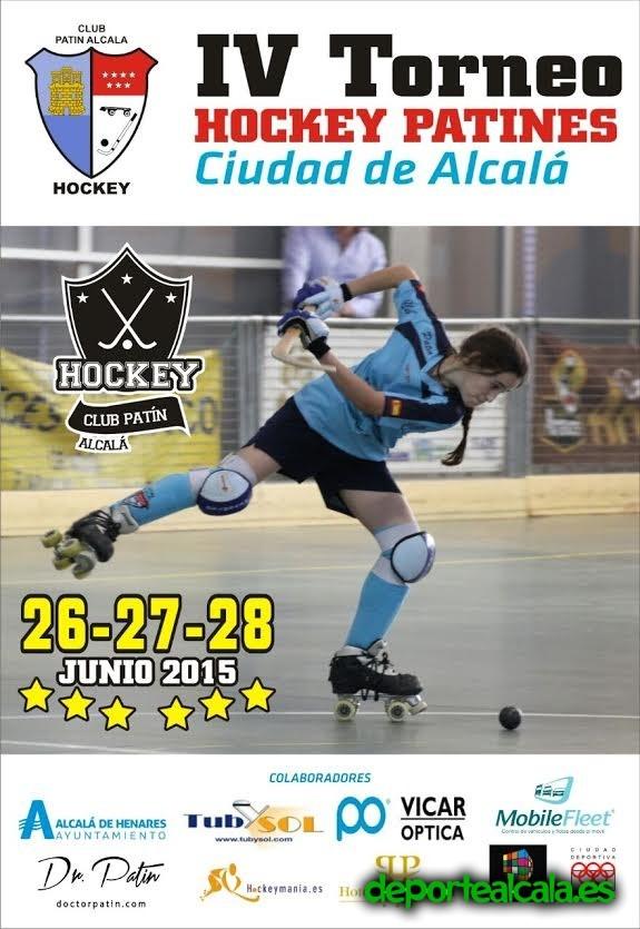 Comienza el IV Torneo Ciudad de Alcalá de Hockey Patines
