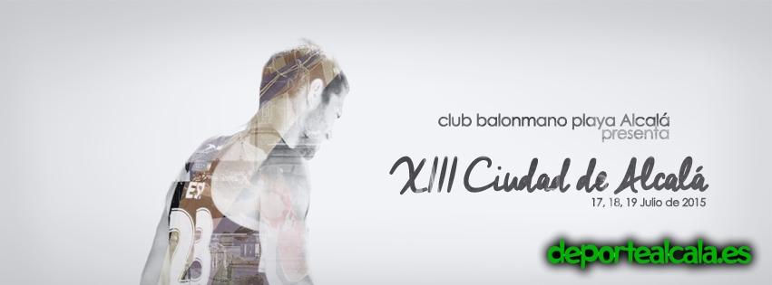Ya llega el XII Torneo Ciudad de Alcalá de balonmano playa