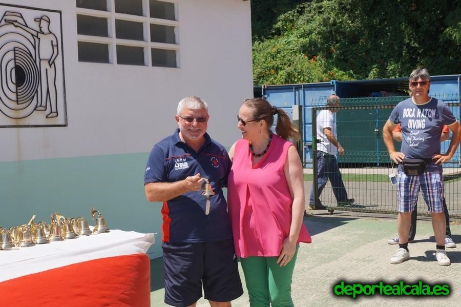 El club de tiro El Quijote participó en el XX Torneo Com. Autonómica de Cantabria