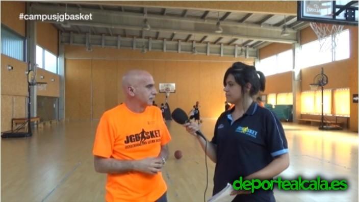 Chema Buceta, en el JGBasket: «Si queremos desarrollar la creatividad de nuestros jugadores debemos permitir que se equivoquen»