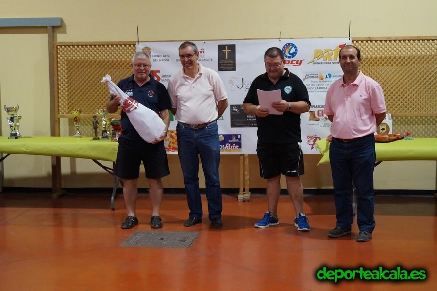 Gran actuación del tiro El Quijote en el IV Open Nacional de La Roda