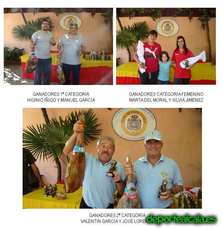 El Club Petanca Alcalá vuelve con el Torneo Virgen del Val