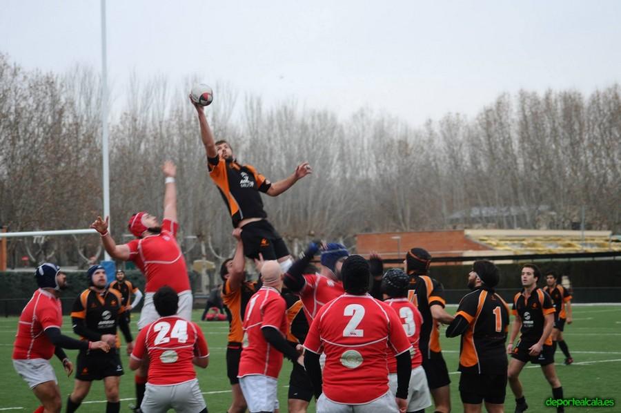 El Rugby Alcalá debuta con derrota ante el Airbus