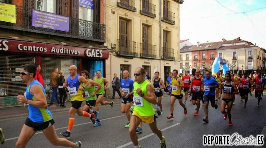 Alcalá se vuelve runner