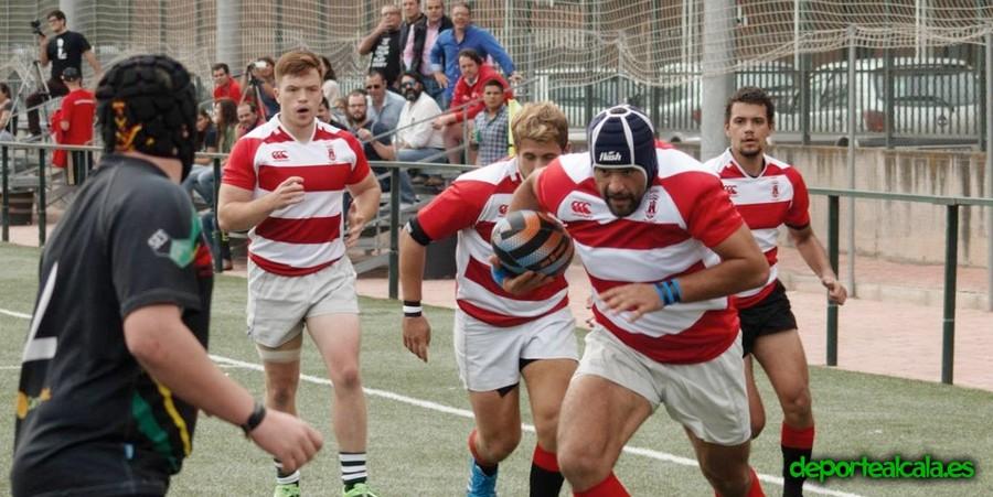 Segunda derrota del Rugby Alcalá esta temporada