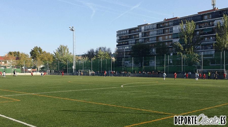 Los clubes de fútbol de Alcalá se unen contra Arpinum