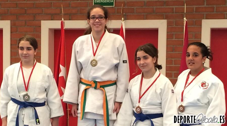 Alcalá de Henares, cuna de judokas de éxito