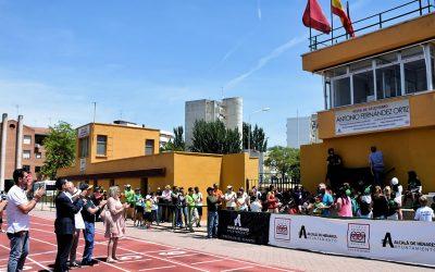 Alcalá de Henares homenajea a Antonio Fernández Ortíz