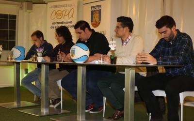 Baloncesto Alcalá presenta el VI TCDA – Copa Escandinava de Electricidad
