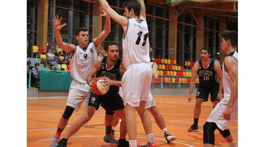 Baloncesto Alcalá se lleva la victoria a base de triples