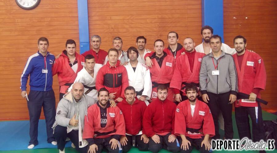 Buen debut de los equipos del Gimnasio Alcalá 2000 en la Liga Autonómica de Judo