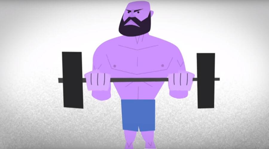 ¿Cómo crecen tus músculos?