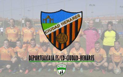 Gran victoria del cadete del CD Ciudad Henares ante el SAD Espartales